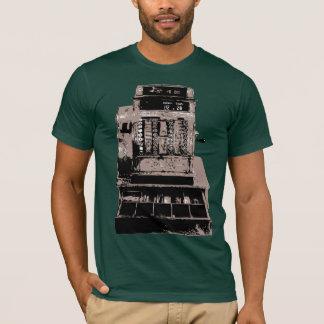 Caisse enregistreuse antique t-shirt