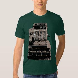 Caisse enregistreuse antique t-shirts