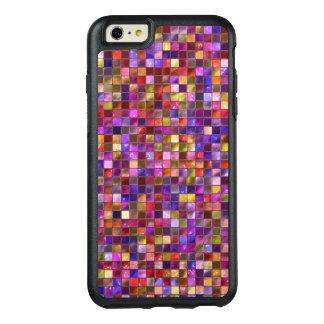 Caisse fascinante colorée de téléphone de fille de coque OtterBox iPhone 6 et 6s plus