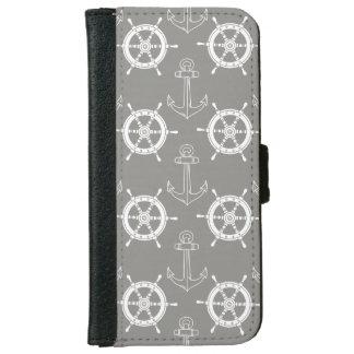 Caisse grise partie de portefeuille d'iPhone