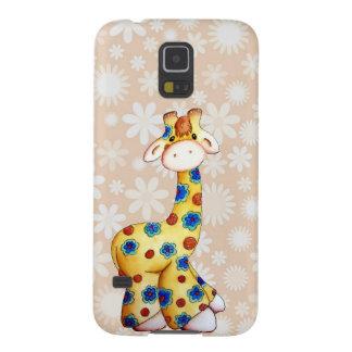 Caisse hippie lunatique de la galaxie S5 de Coque Pour Samsung Galaxy S5