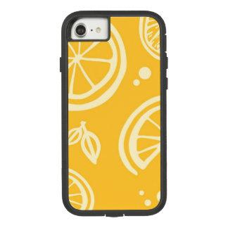 Caisse jaune de téléphone d'agrume coque Case-Mate tough extreme iPhone 7