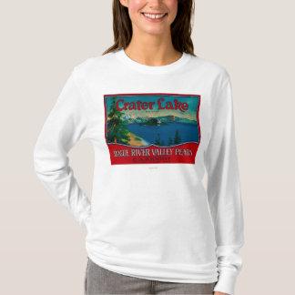Caisse LabelMedford de poire de lac crater, OU T-shirt