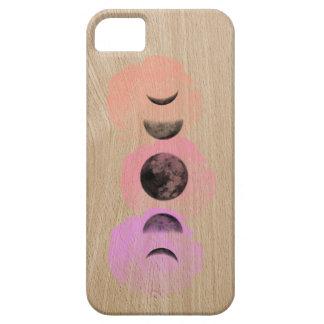 Caisse légère de l'iPhone 5/5S de fibre de bois de Étuis iPhone 5