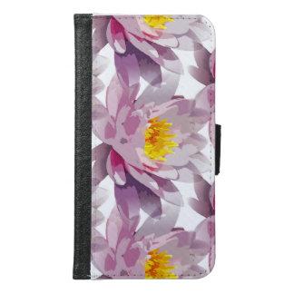 Caisse Lotus de portefeuille de la galaxie S6 de