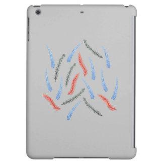 Caisse mate d'air d'iPad de branches