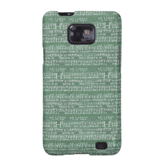 Caisse médiévale de la galaxie S2 de Samsung de ma Galaxy SII Case