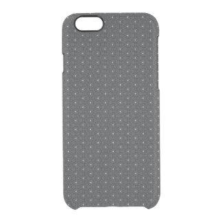 Caisse mince étoilée noire d'Iphone 6/6s Coque iPhone 6/6S