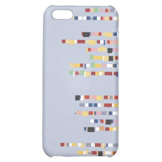 Caisse minuscule de point de l'iPhone 4 de monumen