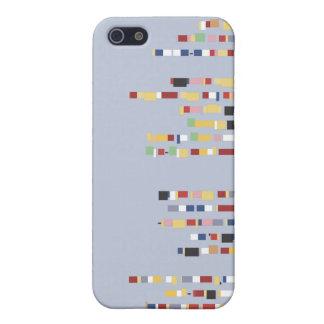 Caisse minuscule de point de l'iPhone 4 de monumen Coque iPhone 5
