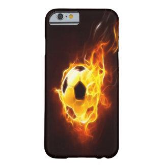 Caisse mise à feu de l'iPhone 6 de ballon de Coque iPhone 6 Barely There