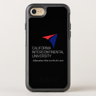 Caisse noire de l'iPhone 7 de CIU Coque Otterbox Symmetry Pour iPhone 7