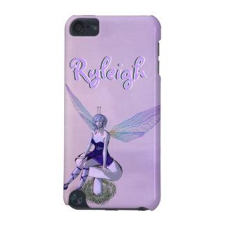 Caisse nommée faite sur commande féerique à ailes  coque iPod touch 5G