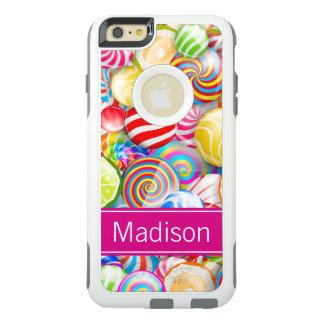 Caisse personnalisable colorée de l'iPhone 6 Coque OtterBox iPhone 6 Et 6s Plus