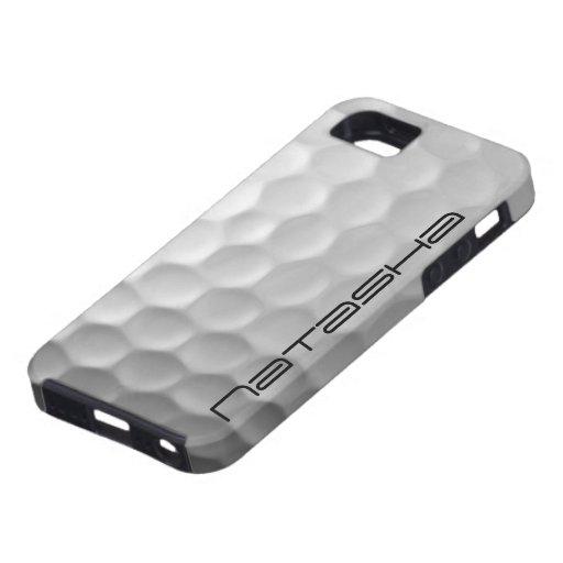 Caisse personnalisée de l'iPhone 5s de boule de go Coques iPhone 5 Case-Mate