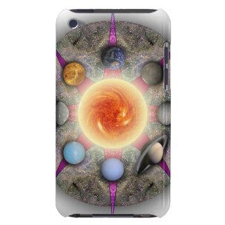 Caisse planétaire de point de contact d iPod de ma Étui iPod Touch