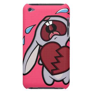 Caisse pleurante de contact d'iPod de lapin de ban Coque Case-Mate iPod Touch