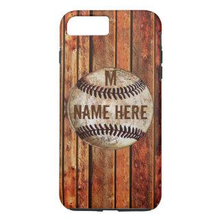 Caisse PLUS de base-ball de l'iPhone 7 vintages Coque iPhone 7 Plus