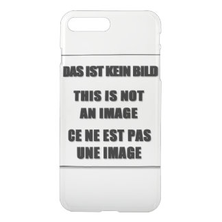 Caisse plus de déflecteur de Clearly™ de l'iPhone Coque iPhone 7 Plus