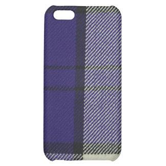 Caisse pourpre de l iPhone 4 4S SPECK® de tartan d