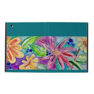 Caisse rêveuse tropicale de l'air 2 d'iPad Coque iPad