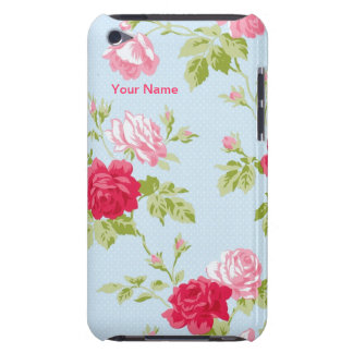 Caisse rose chic minable d iPod