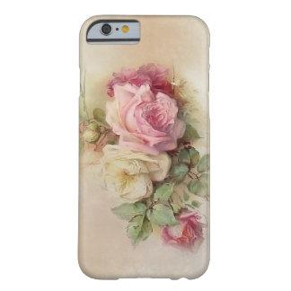 Caisse rose de l'iPhone 6 de cru Coque iPhone 6 Barely There
