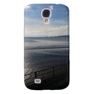 Caisse Sunpyx de la galaxie S4 d'été de YinYang à Coque Galaxy S4