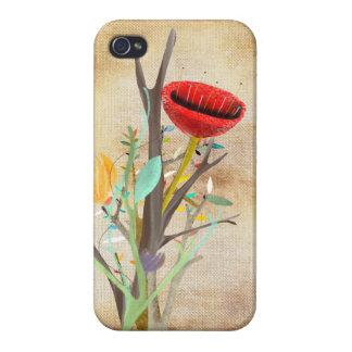 Caisse vintage d'arbre de Rupydetequila EN VENTE M Coques iPhone 4/4S