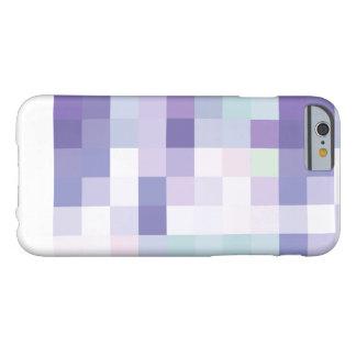 Caisse violette pourpre colorée de l'iPhone 6/6s Coque Barely There iPhone 6