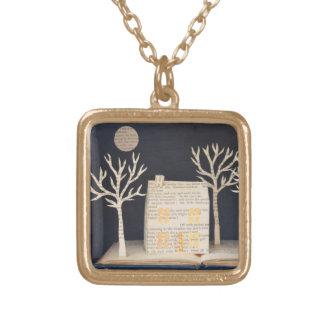Caisson lumineux 2012 de cottage pendentif carré