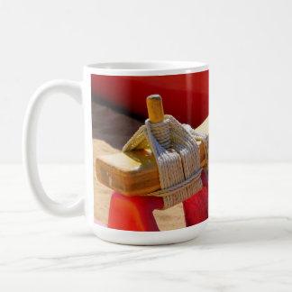 Calage de canoë mug