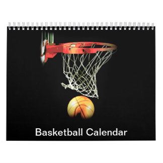 Calendrier 2018 de basket-ball