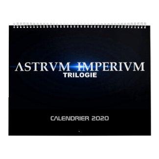 CALENDRIER 2020 ASTRVM IMPERIVM