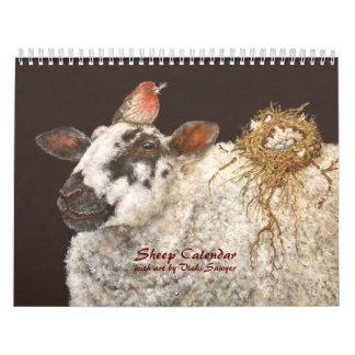 Calendrier de moutons
