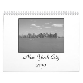 Calendrier de New York City