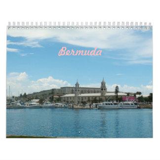 Calendrier de photo des Bermudes