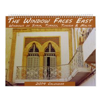 Calendrier de Windows - Syrie, Turquie, Tunesia,