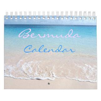 Calendrier des Bermudes