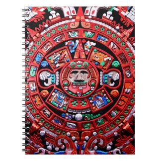 Calendrier maya carnets