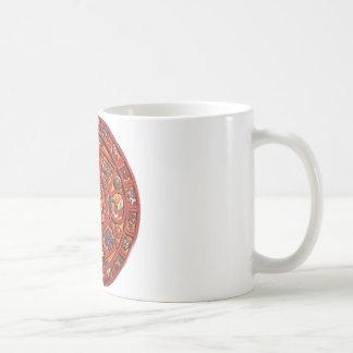 Calendrier maya mug
