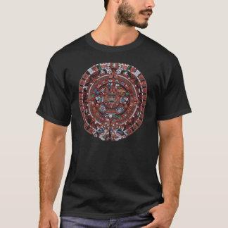 Calendrier maya t-shirt