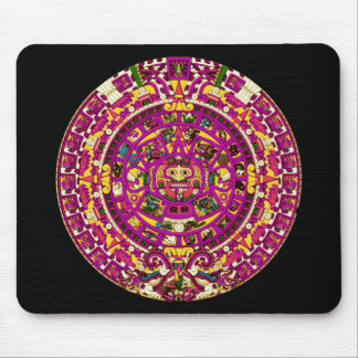 calendrier maya tapis de souris