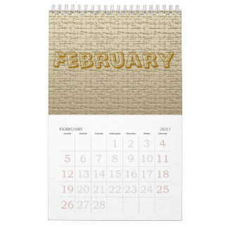 Calendriers Calendrier - textures