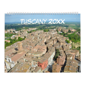Calendriers 24 mois Toscane