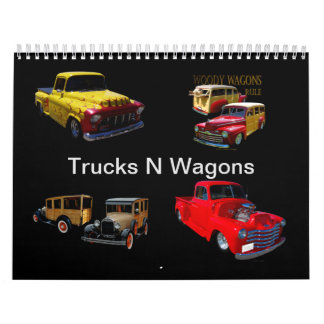 Calendriers Chariots des camions N
