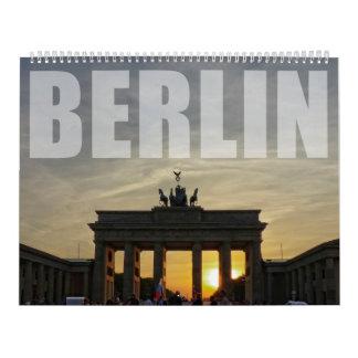 Calendriers Muraux Berlin, la capitale de l'Allemagne