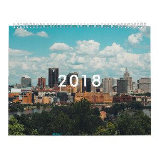 Calendriers Muraux Les villes classent 2018