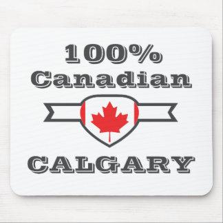 Calgary 100% tapis de souris
