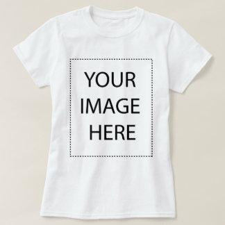 Calibre de base de T-shirt de dames